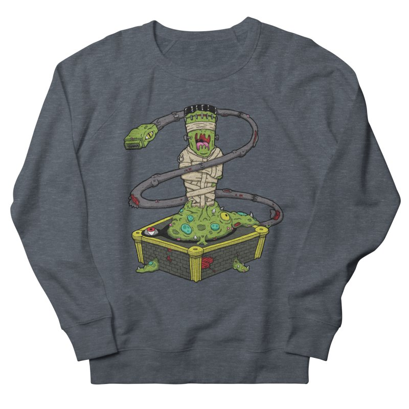 Controller Freaks - Subject 4T4R1 Men's French Terry Sweatshirt by Mystic Soda