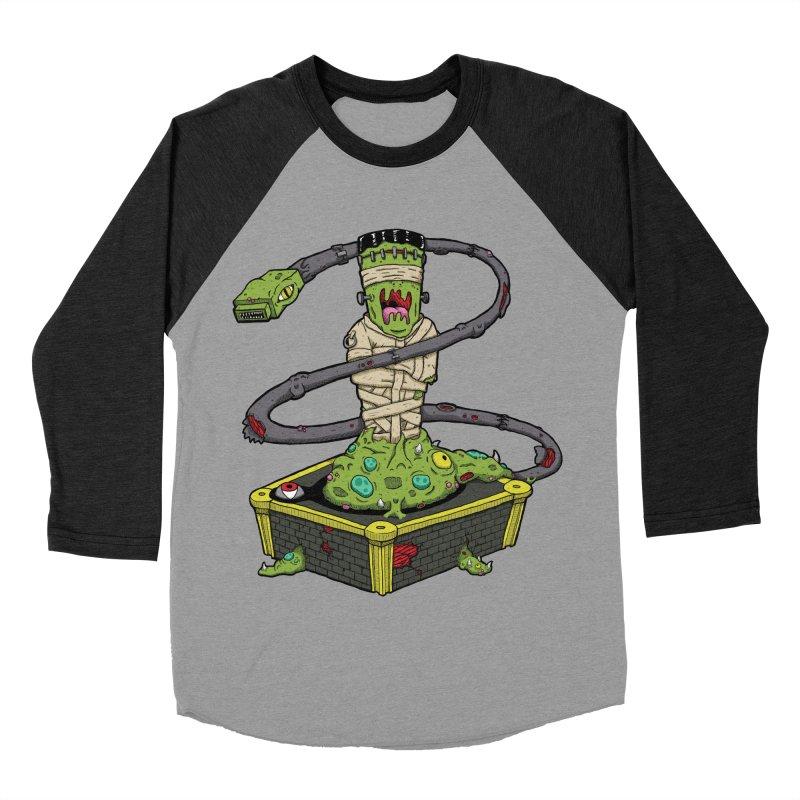 Controller Freaks - Subject 4T4R1 Women's Baseball Triblend Longsleeve T-Shirt by Mystic Soda