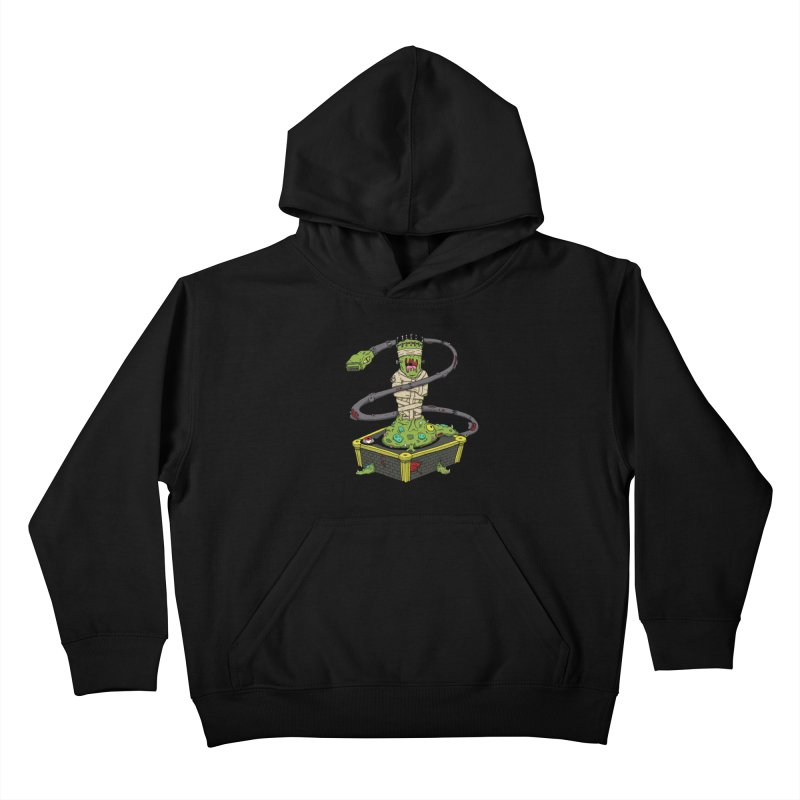 Controller Freaks - The Atari Kids Pullover Hoody by Mystic Soda Shoppe