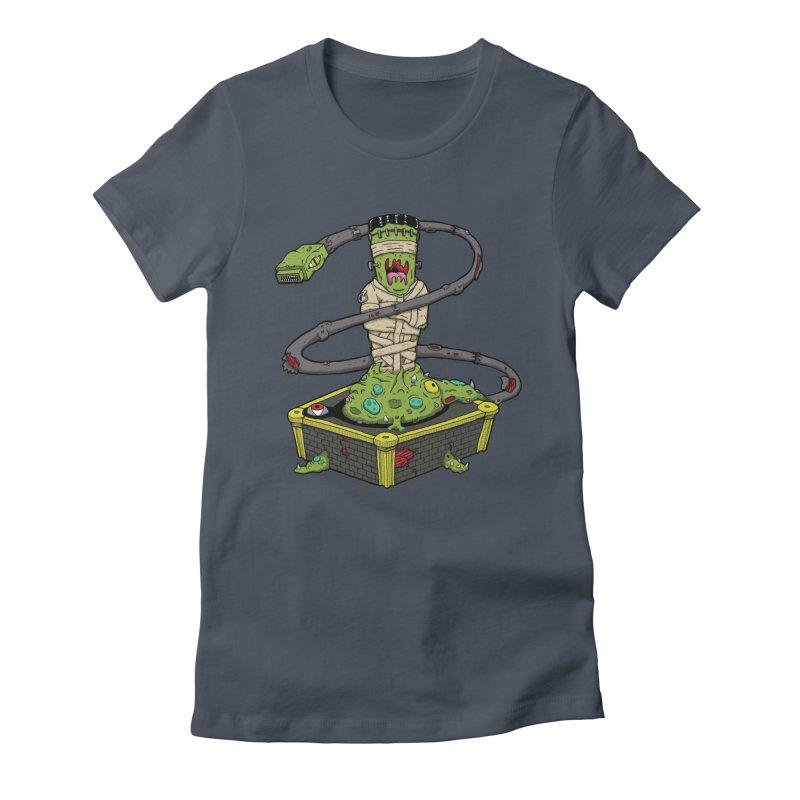Controller Freaks - Subject 4T4R1 Women's T-Shirt by Mystic Soda