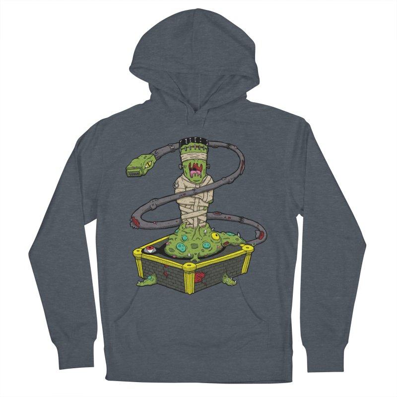 Controller Freak - The Atari Men's Pullover Hoody by Mystic Soda Shoppe