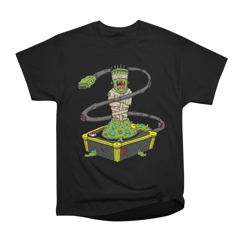 Controller Freak - The Atari Men's Classic T-Shirt by Mystic Soda Shoppe