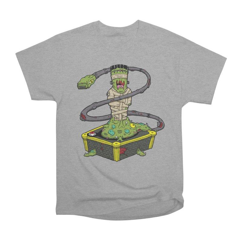 Controller Freak - The Atari Men's Classic T-Shirt by Mystic Soda Shoppe