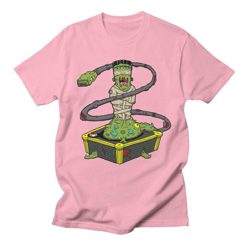 Controller Freak - The Atari Men's T-shirt by Mystic Soda Shoppe