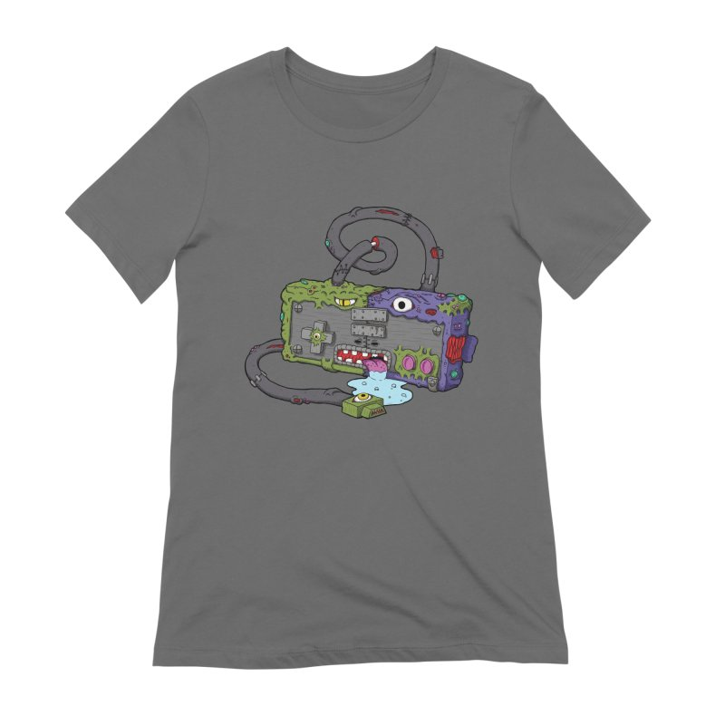 Controller Freaks - Subject N35 Women's T-Shirt by Mystic Soda