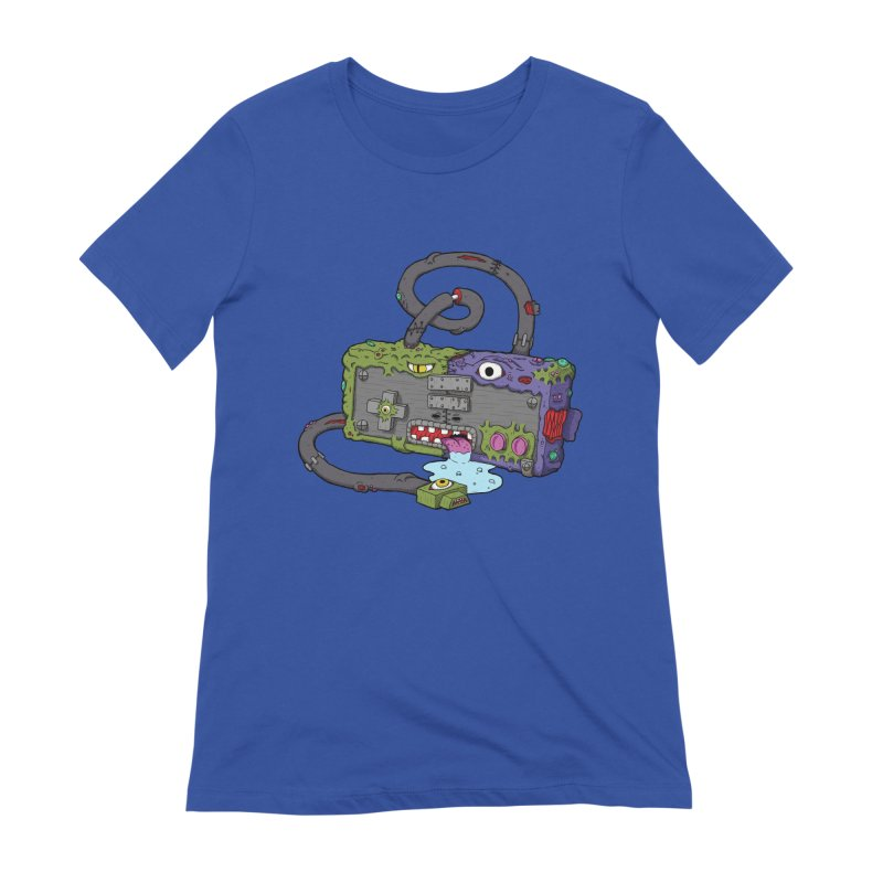 Controller Freaks - Subject N35 Women's Extra Soft T-Shirt by Mystic Soda