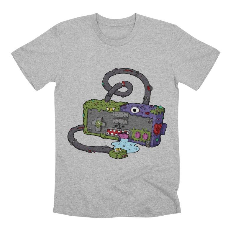 Controller Freaks - Subject N35 Men's Premium T-Shirt by Mystic Soda