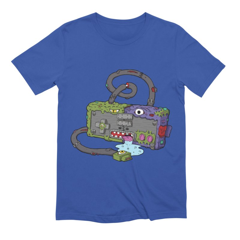 Controller Freaks - Subject N35 Men's Extra Soft T-Shirt by Mystic Soda
