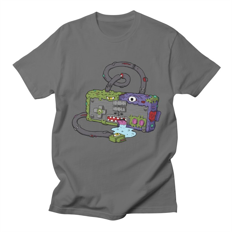 Controller Freaks - Subject N35 Men's T-Shirt by Mystic Soda