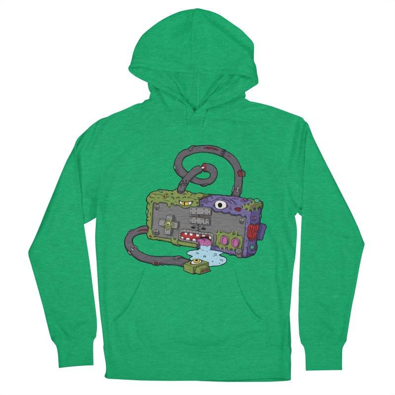 Controller Freaks - The NES Women's Pullover Hoody by Mystic Soda Shoppe