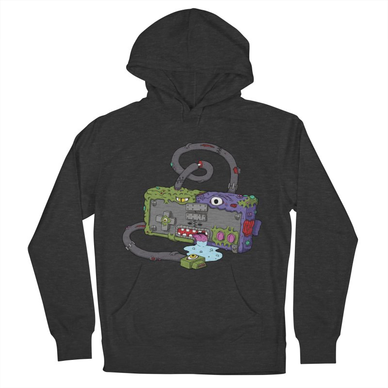 Controller Freaks - The NES Women's French Terry Pullover Hoody by Mystic Soda Shoppe