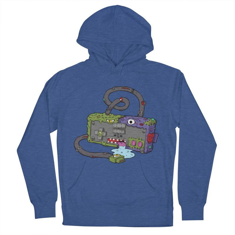 Controller Freaks - Subject N35 Men's French Terry Pullover Hoody by Mystic Soda