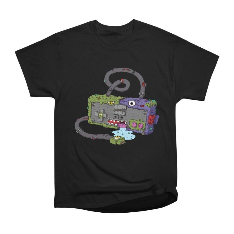 Controller Freaks - Subject N35 Men's Heavyweight T-Shirt by Mystic Soda