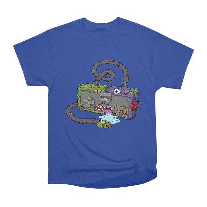Controller Freaks - The NES Men's Classic T-Shirt by Mystic Soda Shoppe