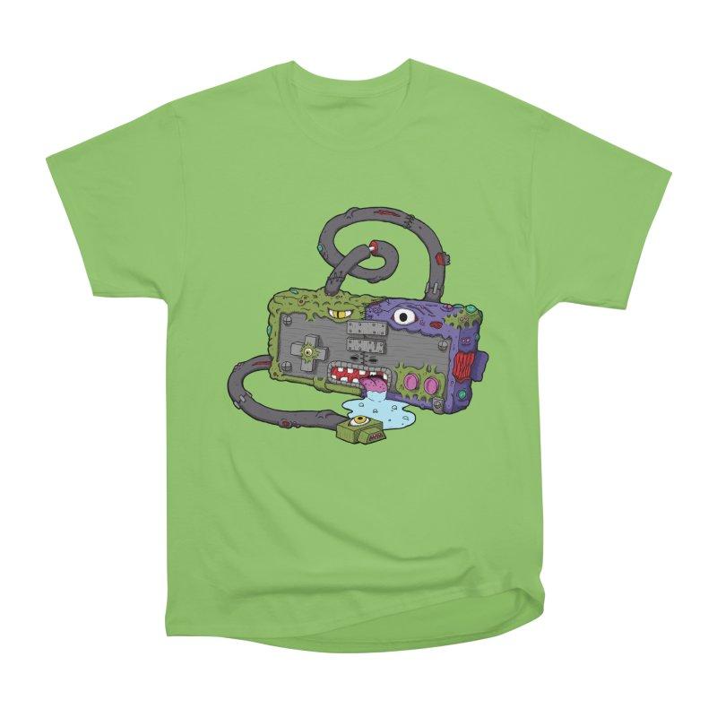 Controller Freaks - Subject N35 Women's Heavyweight Unisex T-Shirt by Mystic Soda