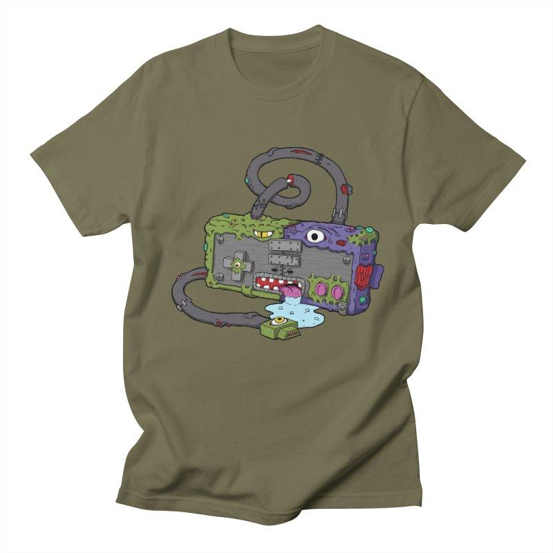 Controller Freaks - The NES Men's T-Shirt by Mystic Soda Shoppe