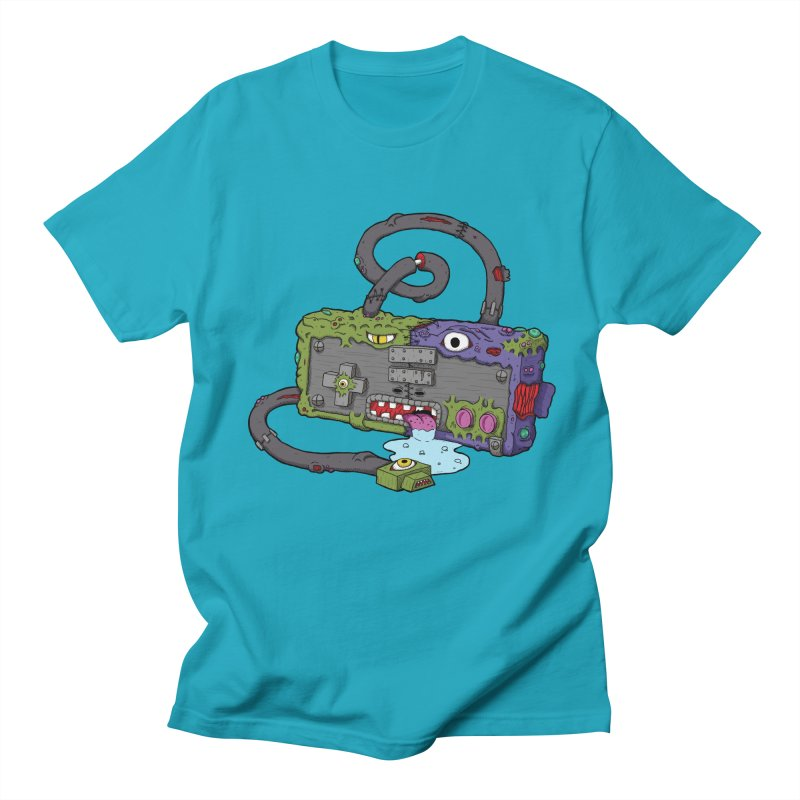 Controller Freaks - Subject N35 Women's Regular Unisex T-Shirt by Mystic Soda