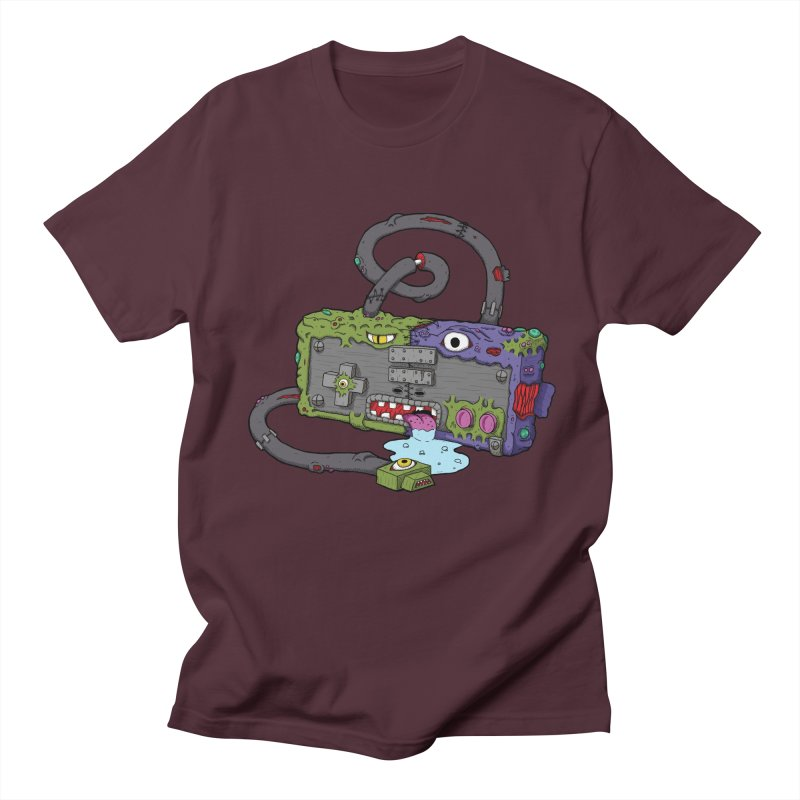 Controller Freaks - Subject N35 Men's Regular T-Shirt by Mystic Soda
