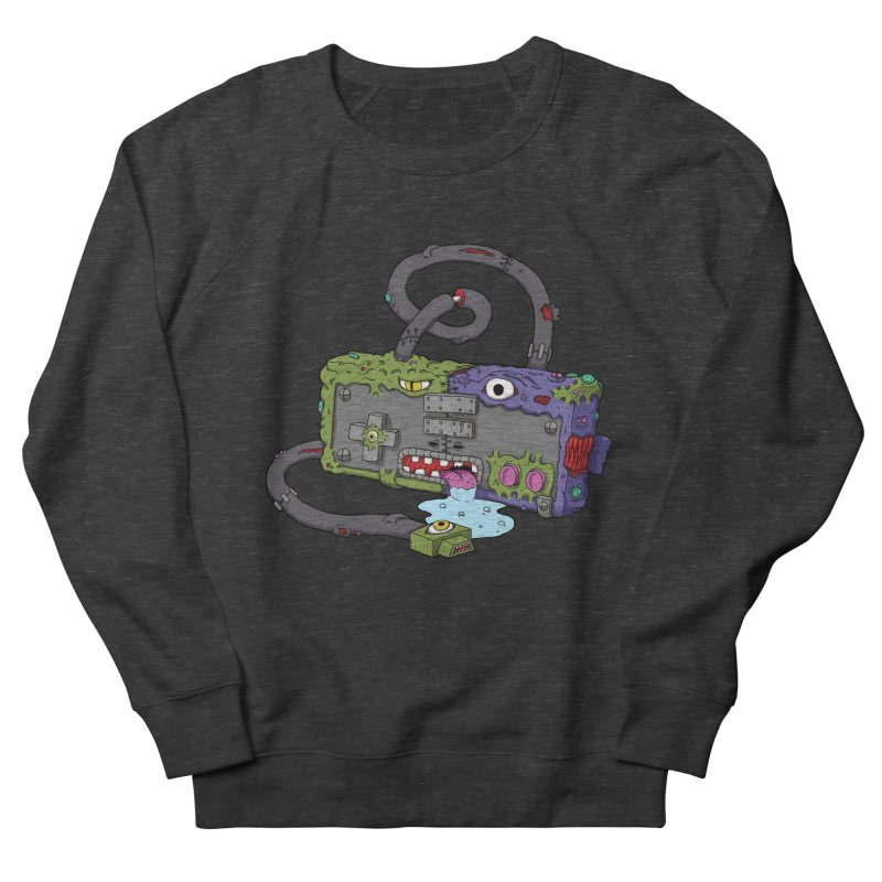 Controller Freaks - The NES Men's French Terry Sweatshirt by Mystic Soda Shoppe