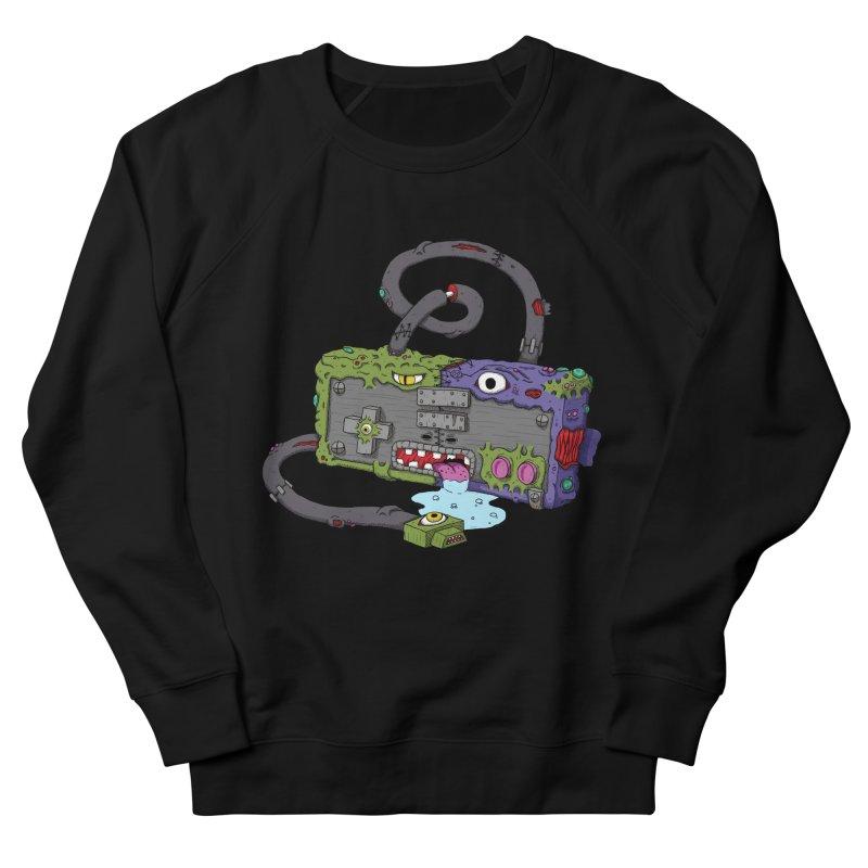 Controller Freaks - Subject N35 Men's French Terry Sweatshirt by Mystic Soda