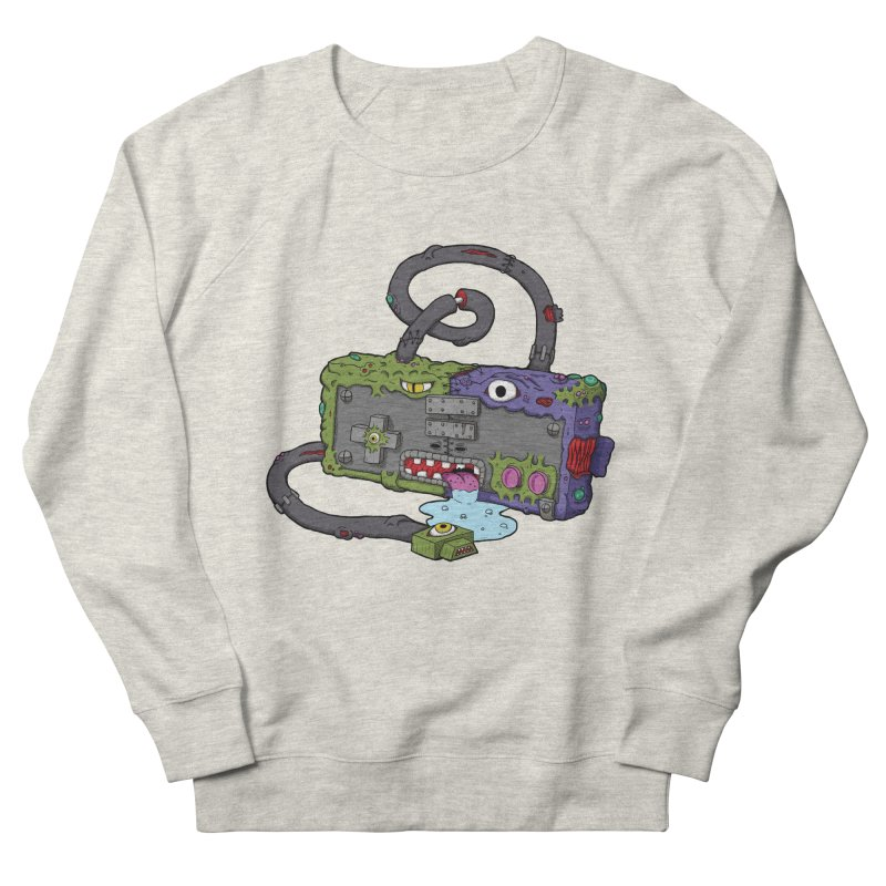 Controller Freaks - Subject N35 Men's French Terry Sweatshirt by Mystic Soda