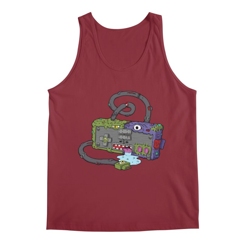 Controller Freaks - Subject N35 Men's Tank by Mystic Soda