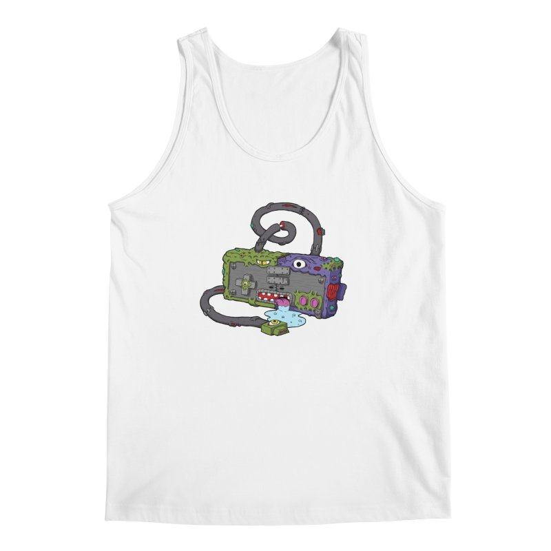 Controller Freaks - The NES Men's Regular Tank by Mystic Soda Shoppe