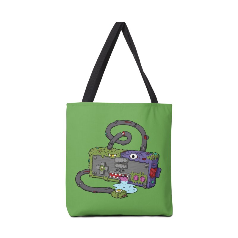 Controller Freaks - Subject N35 Accessories Tote Bag Bag by Mystic Soda