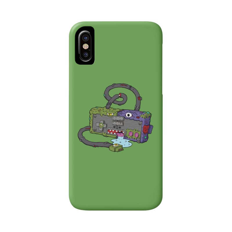 Controller Freaks - The NES Accessories Phone Case by Mystic Soda Shoppe
