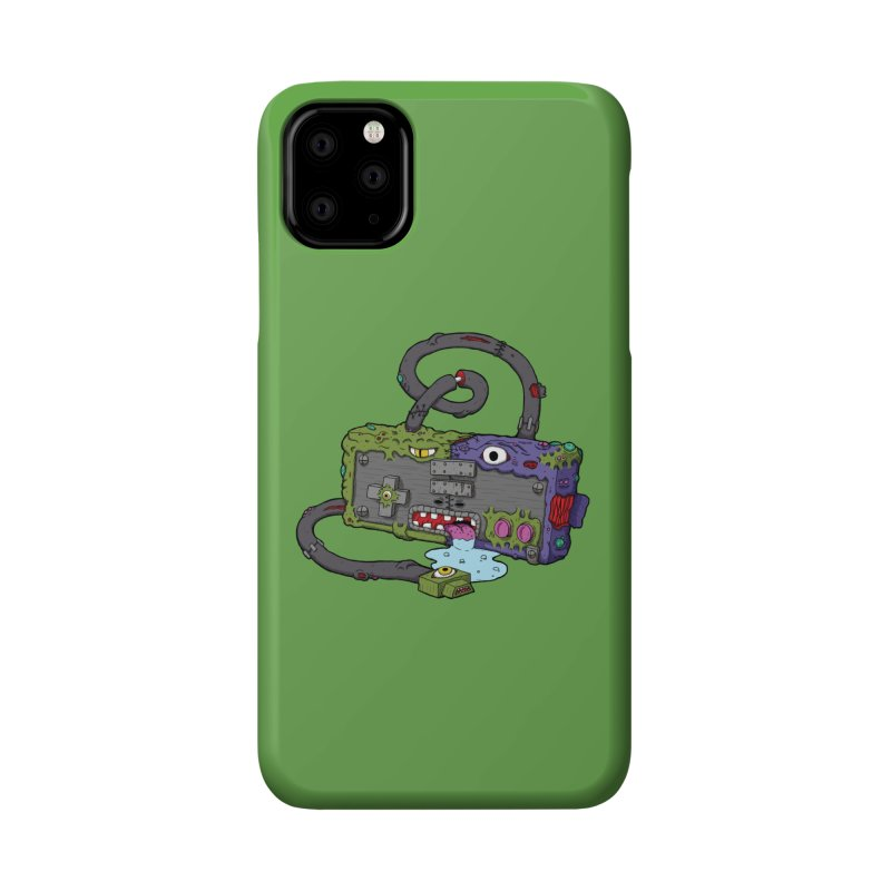 Controller Freaks - Subject N35 Accessories Phone Case by Mystic Soda