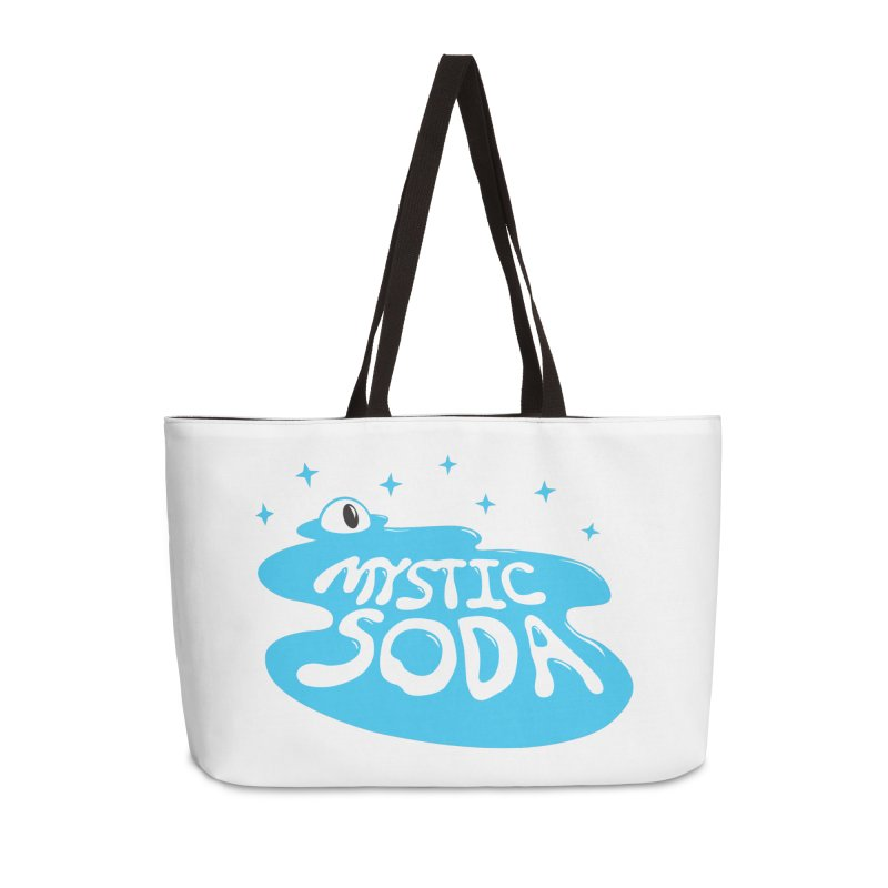 Mystic Soda Accessories Weekender Bag Bag by Mystic Soda