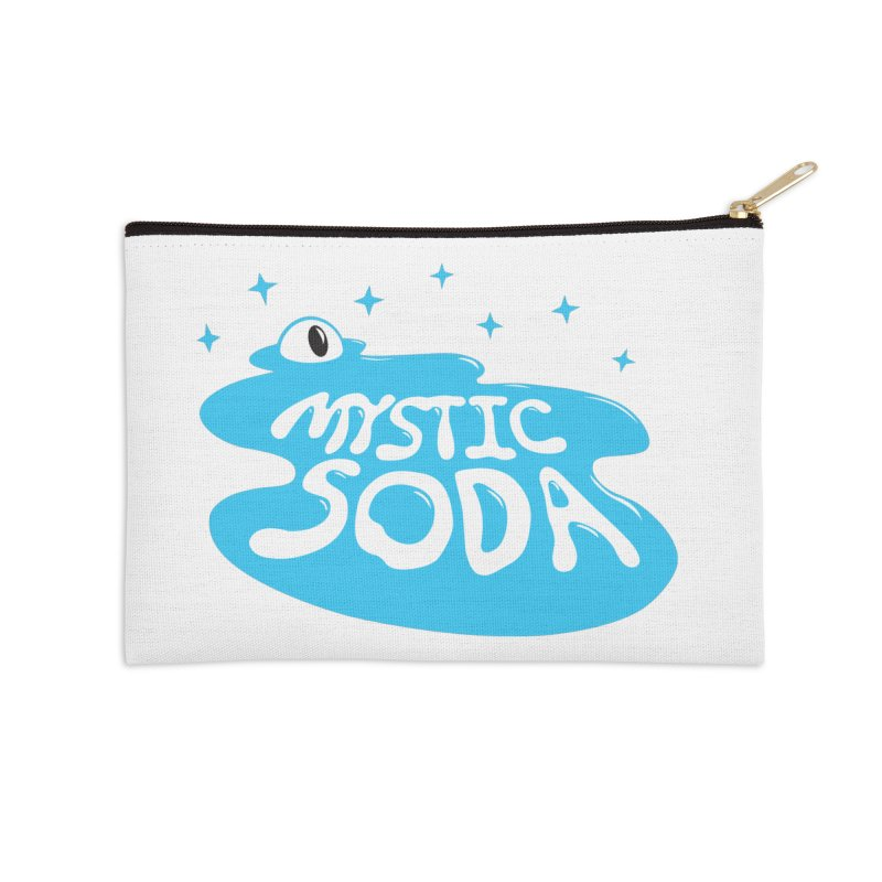 Mystic Soda Accessories Zip Pouch by Mystic Soda