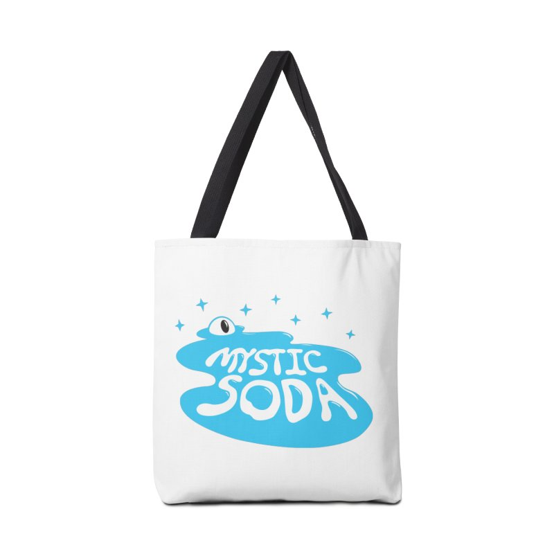 Mystic Soda Accessories Tote Bag Bag by Mystic Soda