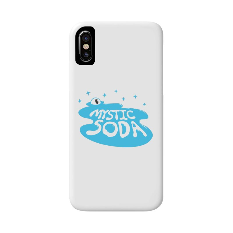 Mystic Soda Accessories Phone Case by Mystic Soda Shoppe