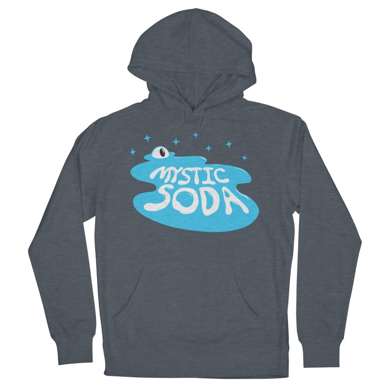 Mystic Soda Women's French Terry Pullover Hoody by Mystic Soda