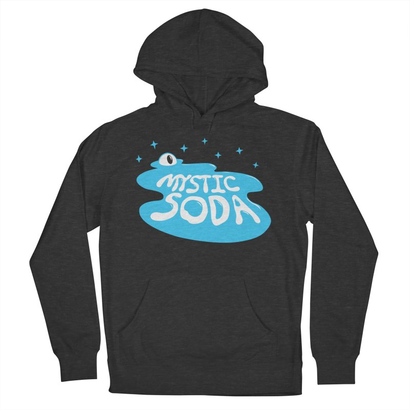 Mystic Soda Men's French Terry Pullover Hoody by Mystic Soda Shoppe