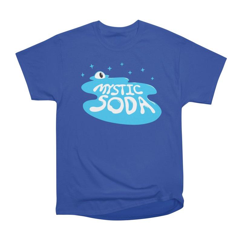 Mystic Soda Women's Heavyweight Unisex T-Shirt by Mystic Soda