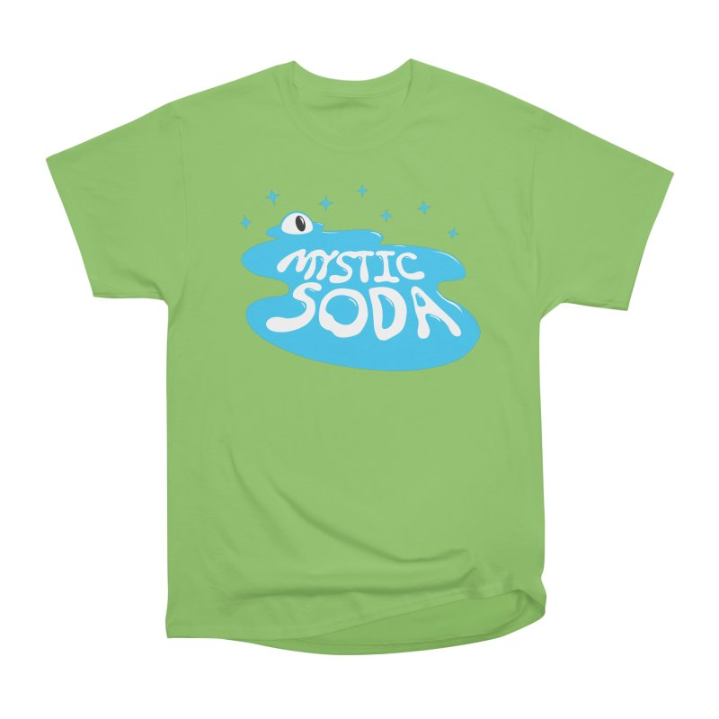 Mystic Soda Women's Heavyweight Unisex T-Shirt by Mystic Soda Shoppe