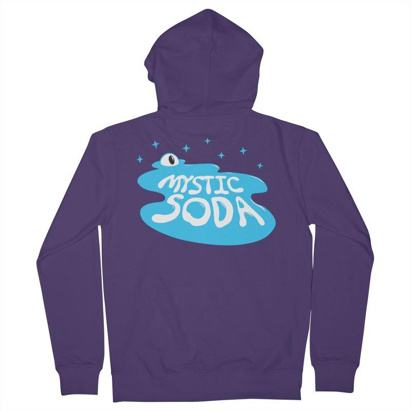 Mystic Soda Women's French Terry Zip-Up Hoody by Mystic Soda Shoppe