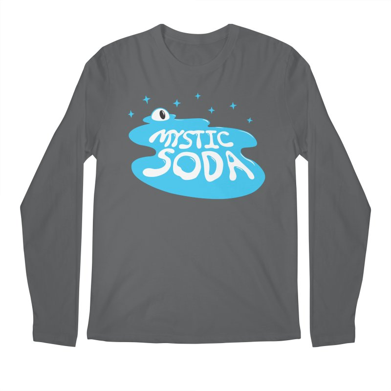 Mystic Soda Men's Regular Longsleeve T-Shirt by Mystic Soda Shoppe