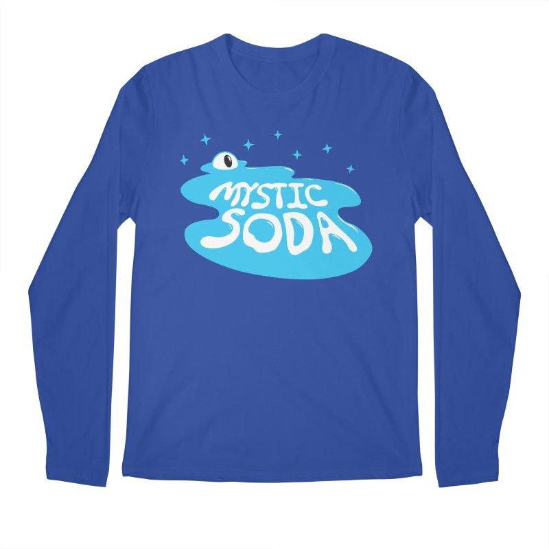 Mystic Soda Men's Regular Longsleeve T-Shirt by Mystic Soda