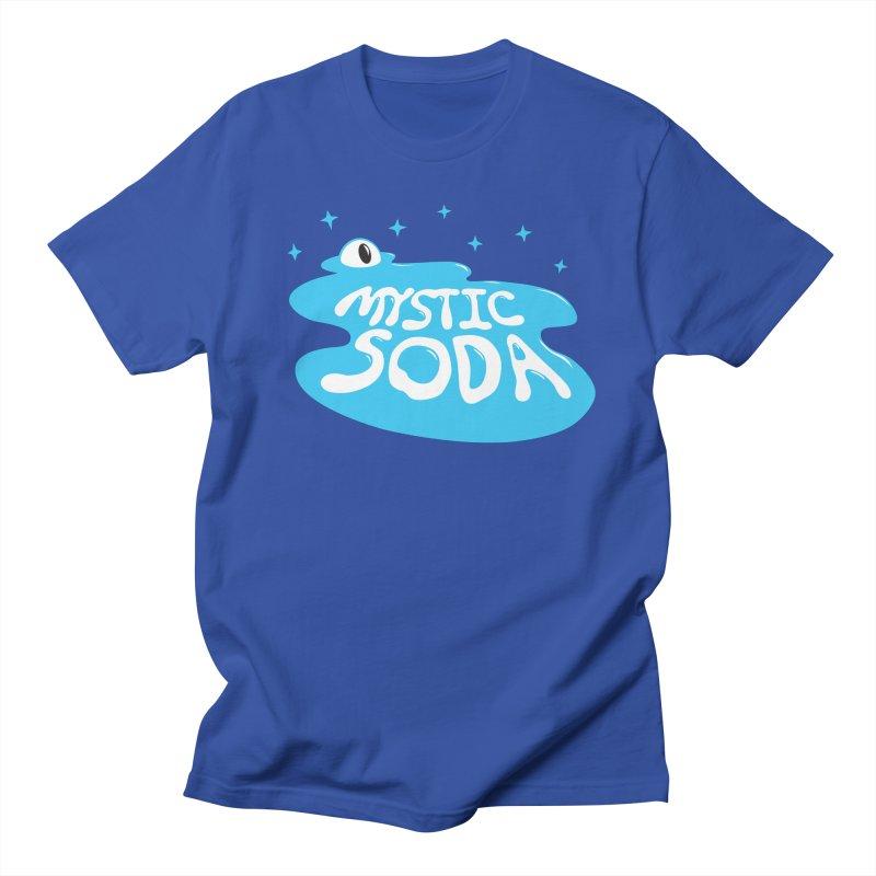 Mystic Soda Women's Regular Unisex T-Shirt by Mystic Soda