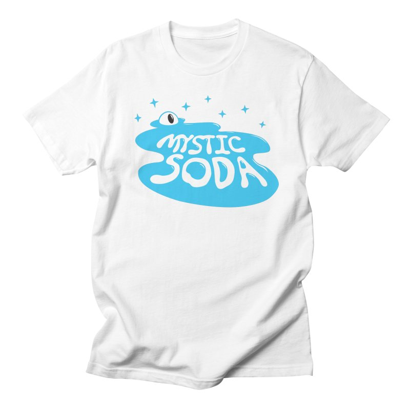 Mystic Soda Men's Regular T-Shirt by Mystic Soda