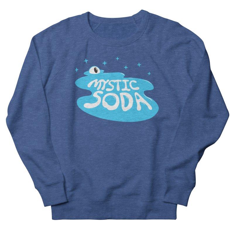 Mystic Soda Men's French Terry Sweatshirt by Mystic Soda