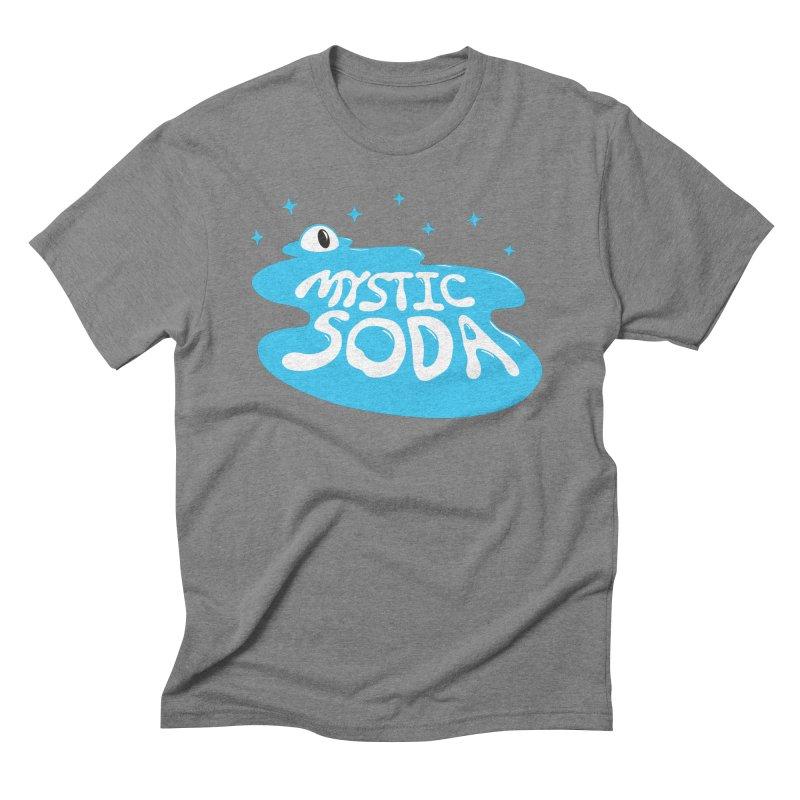 Mystic Soda Men's Triblend T-Shirt by Mystic Soda