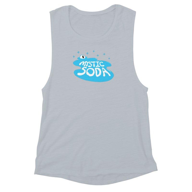 Mystic Soda Women's Muscle Tank by Mystic Soda