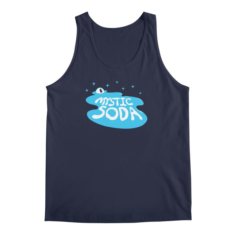 Mystic Soda Men's Regular Tank by Mystic Soda Shoppe
