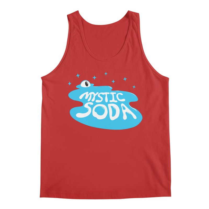 Mystic Soda Men's Regular Tank by Mystic Soda