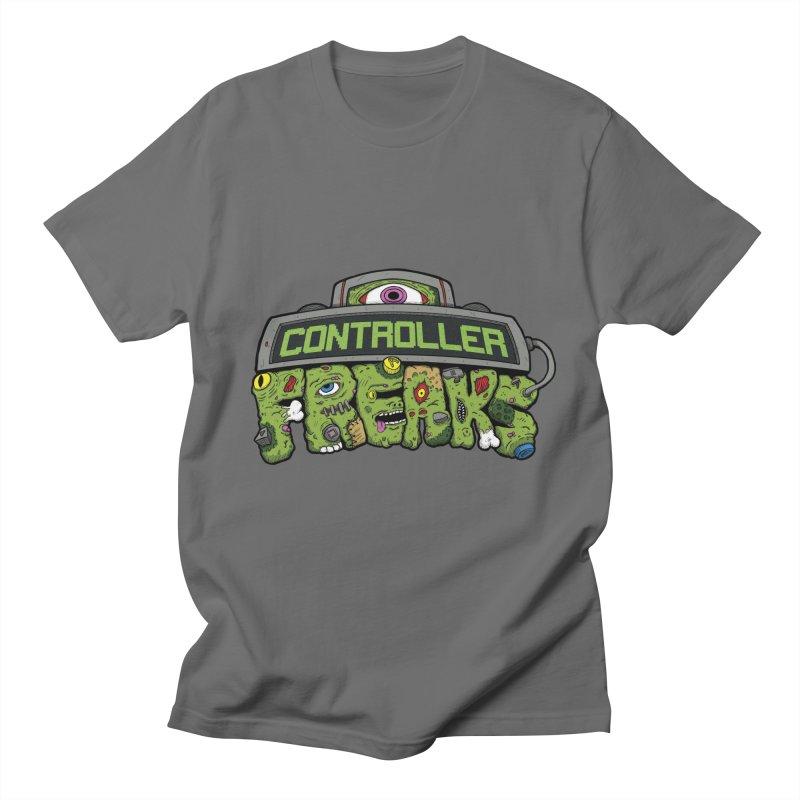 Controller Freaks - Logo Women's T-Shirt by Mystic Soda