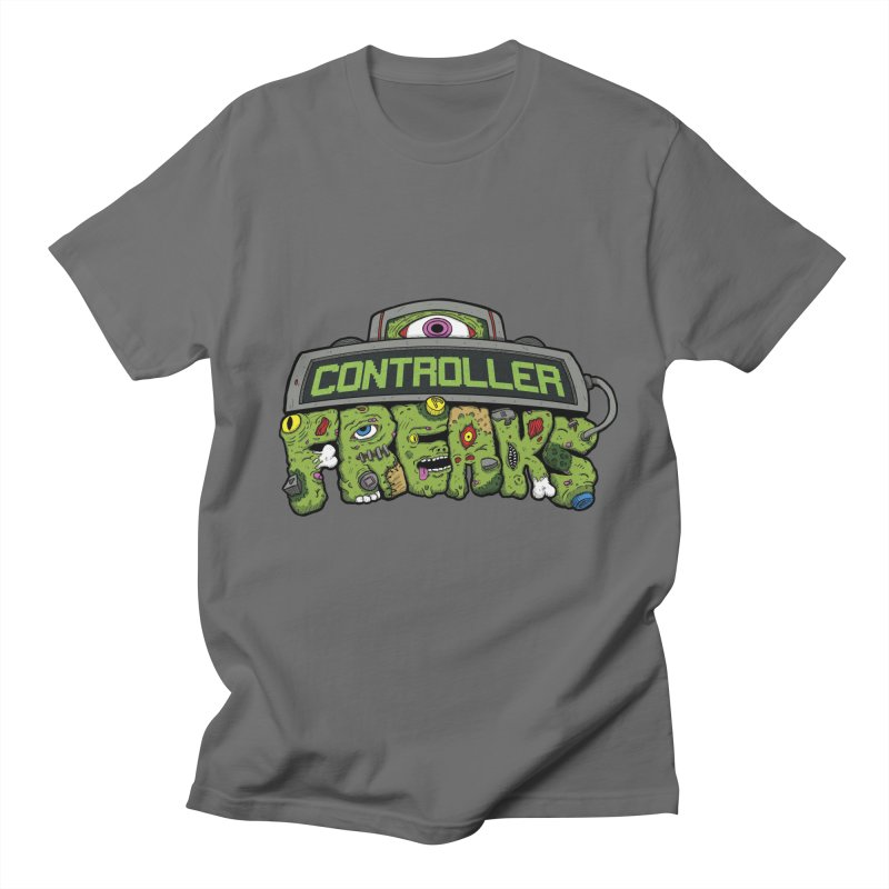 Controller Freaks - Logo Women's T-Shirt by Mystic Soda